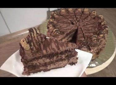 Bol Çikolatalı Nefis Yaş Pasta Tarifi – Pasta Tarifi