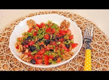 Cevizli Ezme, Zeytin Salatası ve Evde Tereyağı Yapımının Tarifi – Kahvaltılık Tarifleri