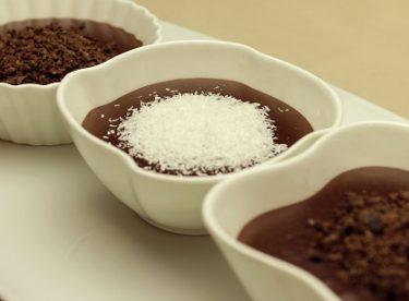 Ev Yapımı Kakaolu Puding Nasıl Yapılır