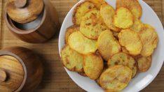 Fırında Patates Cipsi Tarifi