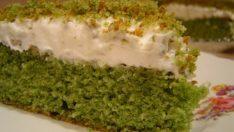 Ispanaklı Kek Tarifi – Kek Tarifleri