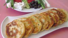 Kahvaltılık Peynirli Pankek Tarifi – Poğaça Tarifleri