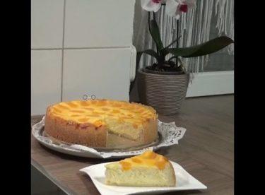 Mandalinalı Peynir Pastası Tarifi – Pasta Tarifleri