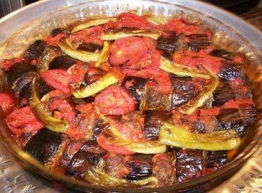 Patlıcan Kebabı Tarifi –Ana Yemek Tarifleri