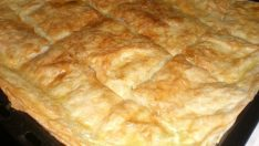 Peynirli Sodalı Börek Tarifi – Börek Tarifleri
