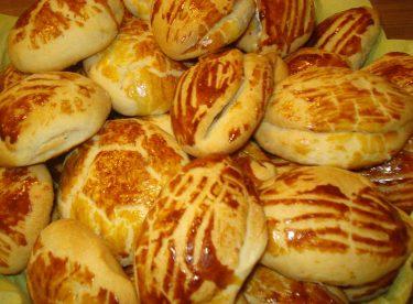 Pratik Pastane Poğaçası Tarifi