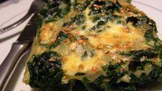 Yumurtalı Ispanak Yemeği Tarifi – Sebze Yemekleri