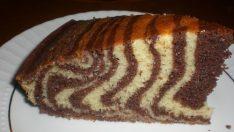 Zebra Kek Tarifi – Kek Tarifleri