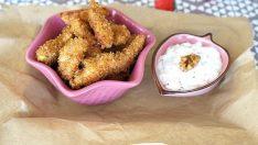 Cornflakesli Çıtır Tavuk Tarifi