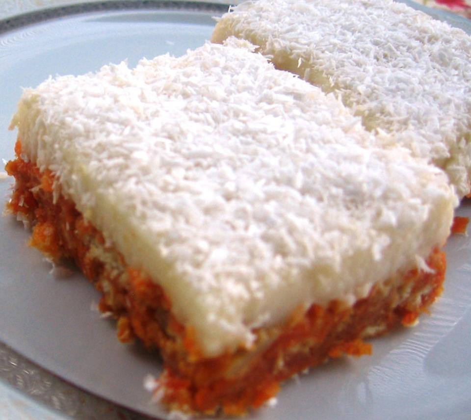 Kremalı Havuçlu Kek Tarifi Videosu
