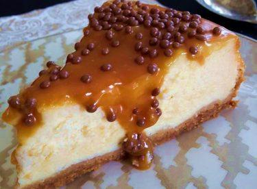 Karamelli Cheesecake Tarifi