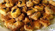 Pastane Tuzlu Kurabiye Tarifi