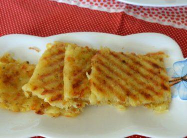 Patates Tost Tarifi