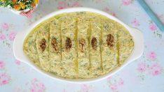 Yeşil Kabak Salatası Tarifi