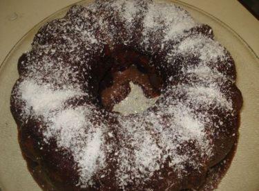 Çaylı Islak Kek Tarifi