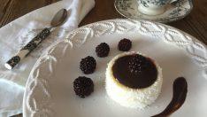 Çikolata Soslu Bardak Tatlısı Tarifi