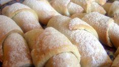Az Malzemeli Elmalı Pastane Kurabiyesi Tarifi