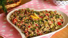 Enfes Bulgur Salatası Tarifi