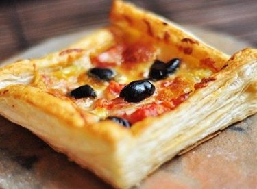 Milföy Hamurundan Pizza Tarifi
