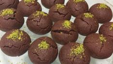 Kakaolu ıslak kurabiye
