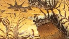 Haşhaşlı Zebra Kek