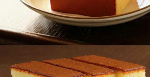Pamuk ve pufuduk kek