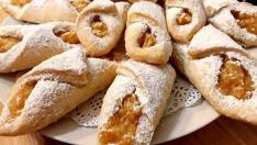 Margarinsiz elmalı kurabiye tarifi