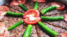 Tepsi Kebabı