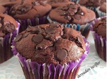 Damla Çikolatalı Kakaolu Kek