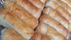 Patatesli Çıtır Börek Tarifi'nin Malzemeleri