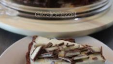 Çikolatalı Muhallebili Tart Pasta