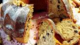Cevizli&Üzümlü Kek