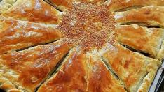 Göçmen Böreği
