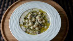 Bulgur Köfteli Lebeniye Çorbası